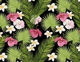 #26 for Graphic design for floral print to be used on fabric by darshna19