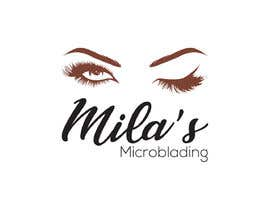#23 for I need a logo designed for my new business. Mila's Microblading I have posted some examples colours would preferably be rose gold and grey. Ongoing work including business cards and posters for the contest winner af ismailhossain122