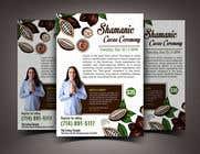 "Graphic Design Intrarea #60 pentru concursul ""Flyer for Cacao Ceremony"""