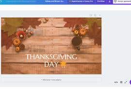 "#1 for A CANVA Presentation On ""Why Do We Celebrate Thanksgiving?"" by sofiasf7"