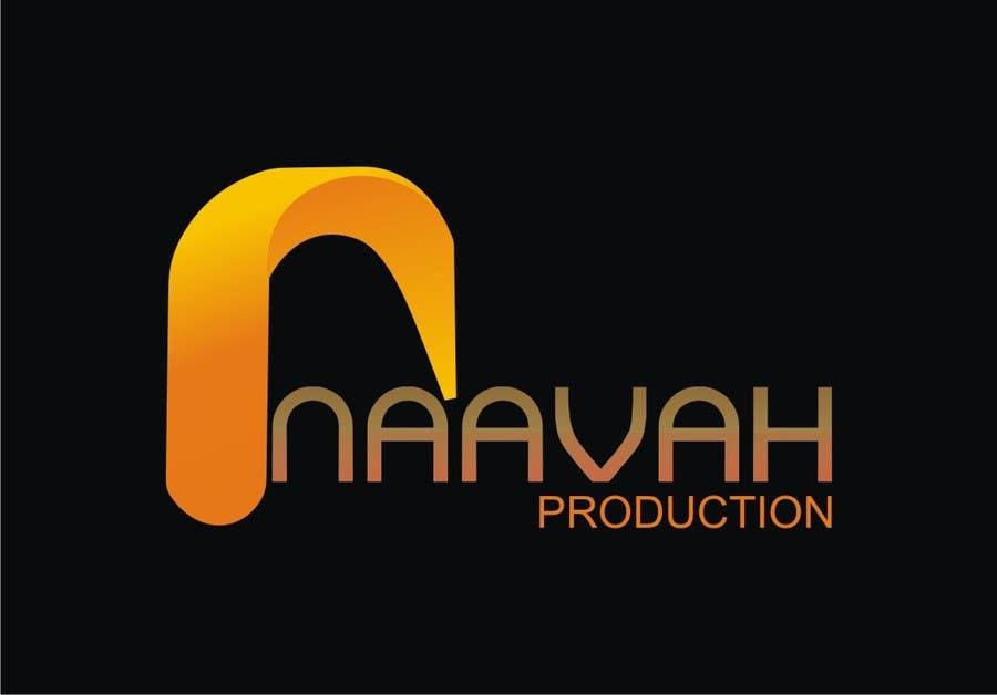 Konkurrenceindlæg #                                        23                                      for                                         Logo Design for NAAVAH PRODUCTIONS