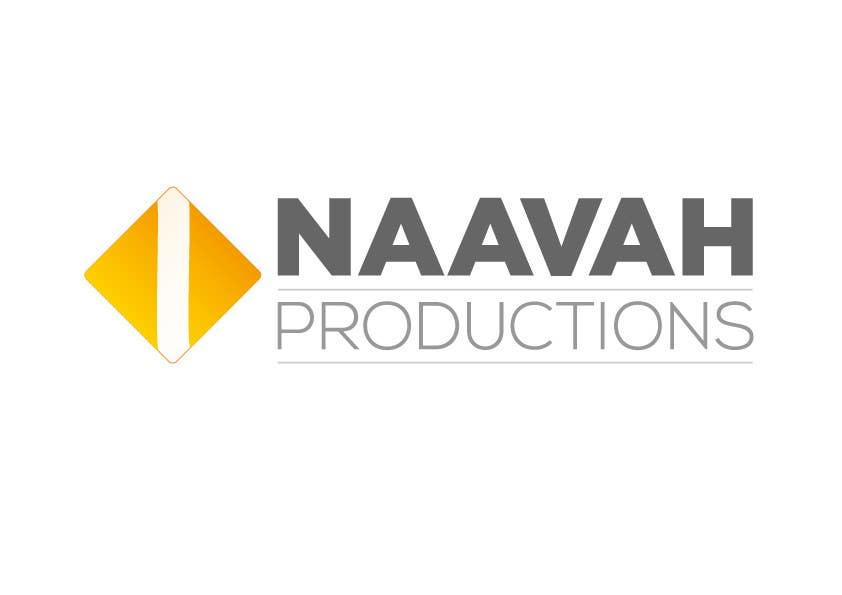 Konkurrenceindlæg #                                        99                                      for                                         Logo Design for NAAVAH PRODUCTIONS