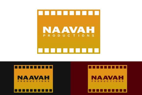 Konkurrenceindlæg #                                        95                                      for                                         Logo Design for NAAVAH PRODUCTIONS