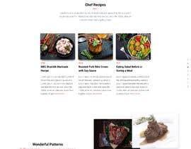 #4 untuk Website Design For a Bar and Steakhouse oleh ajibonovodro