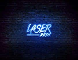 #227 for Logo design for 'Laser Rush', a new laser tag concept for children. af klal06