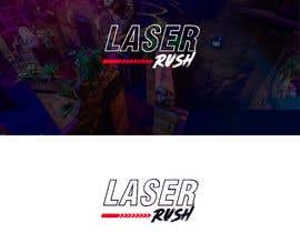 #241 for Logo design for 'Laser Rush', a new laser tag concept for children. af klal06