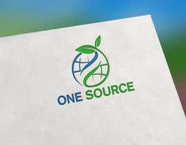 Nro 165 kilpailuun Logo Design for a Natural and Organic products sourcing company käyttäjältä eahsan2323