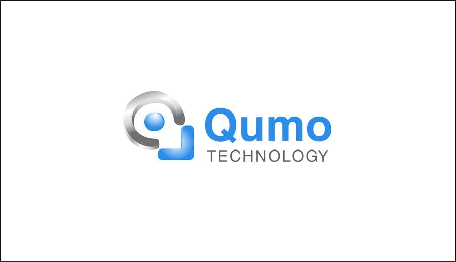 Kilpailutyö #                                        75                                      kilpailussa                                         logo design Qumo technology