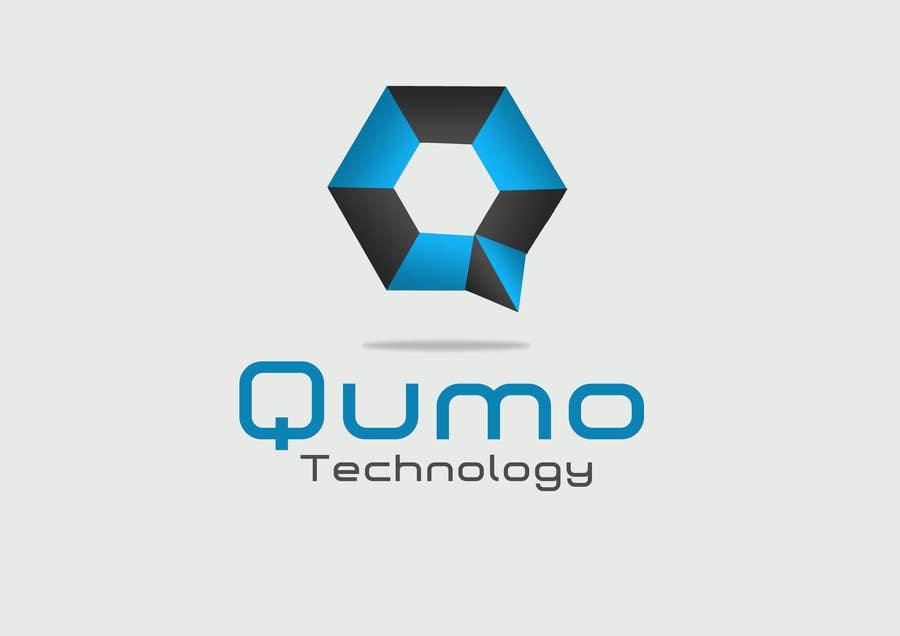 Kilpailutyö #                                        59                                      kilpailussa                                         logo design Qumo technology