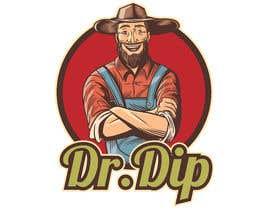 gd398410 tarafından Dr.Dip - Sauce Company 3D Logo için no 33