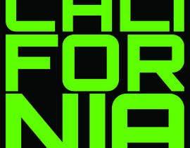 Nro 78 kilpailuun Tshirt graphic design CA käyttäjältä mdminhajuddin