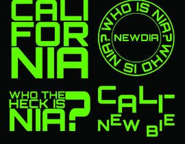Nro 82 kilpailuun Tshirt graphic design CA käyttäjältä mdminhajuddin