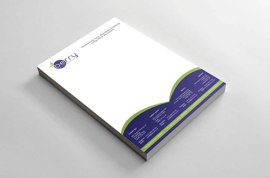 Bài tham dự cuộc thi #58 cho Design letterhead for business