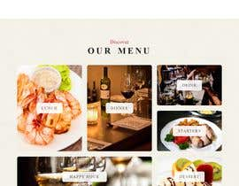 #3 for Website creation for a food outlet af hrtonmoy636