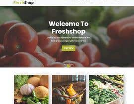 #1 for Website creation for a food outlet af nul009