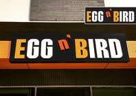 Graphic Design Entri Peraduan #315 for Design Restaurant Name for exterior signage