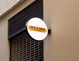 #494 untuk Design Restaurant Name for exterior signage oleh arefinsabbir3