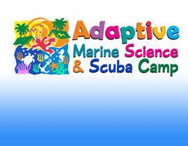 #63 for I need a LOGO for a marine science and adaptive scuba camp for children with disabilities ages 10-16 by donfreelanz