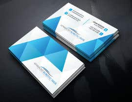 #344 para Need a New Business Card Design for Medical Practice por rishadh96
