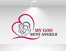 #77 cho Design a logo for My God Sent Angels bởi talha609ss