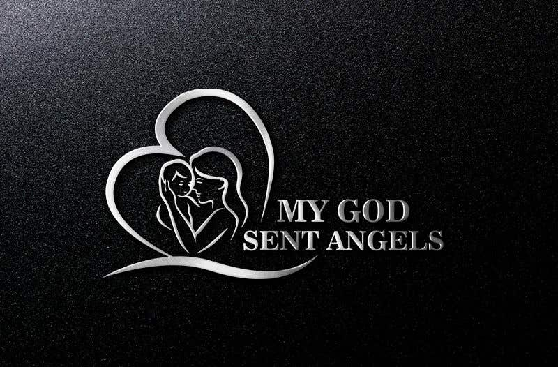 Bài tham dự cuộc thi #82 cho Design a logo for My God Sent Angels