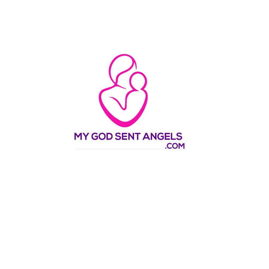 Bài tham dự cuộc thi #73 cho Design a logo for My God Sent Angels