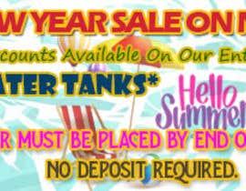 #40 for Website Sale Banner Needed. af evansarker420p