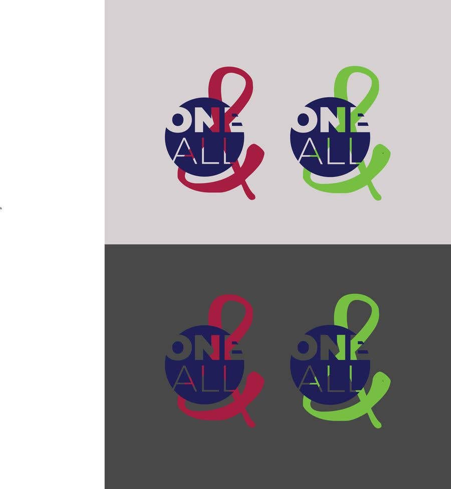 Konkurrenceindlæg #81 for Logo / brand for ONE and ALL Disability Centre