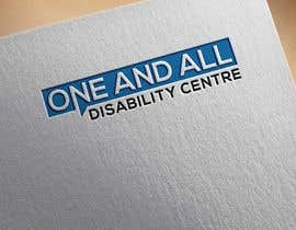 #25 for Logo / brand for ONE and ALL Disability Centre af mnahidabe