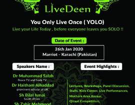 vaijaanabir1 tarafından Poster for a Islamic Conference için no 67