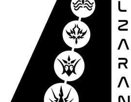 Nro 50 kilpailuun Design a logo for Alzaran Trading Card Game käyttäjältä CreativeMindJ09