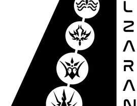 #50 for Design a logo for Alzaran Trading Card Game by CreativeMindJ09