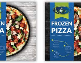 #43 cho Pizza Packaging Design bởi affandiahmad890