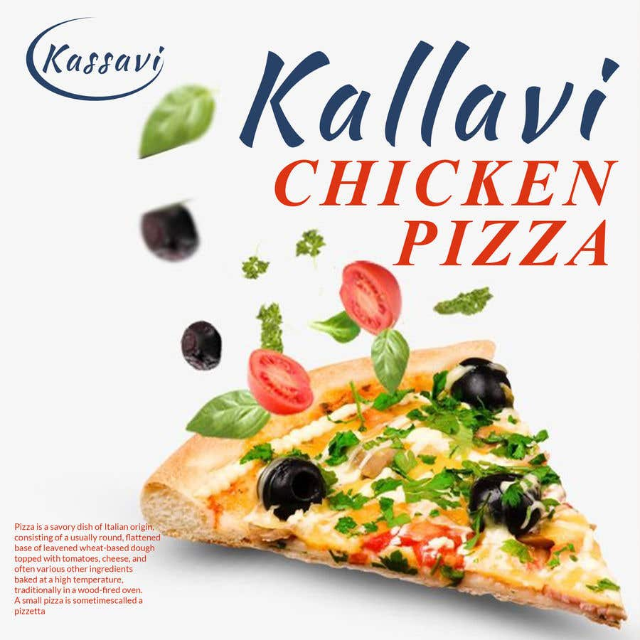 Contest Entry #34 for Pizza Packaging Design