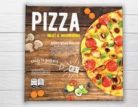 #24 untuk Pizza Packaging Design oleh donov