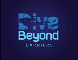 Nro 183 kilpailuun Design a logo for Dive Beyond Barriers so we can go Beyond Barriers. käyttäjältä MaxoGraphics