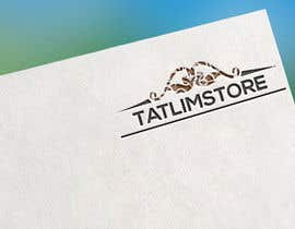 #14 untuk Logo the name tatlimstore and arabic تاتلم ستور oleh mhira5066