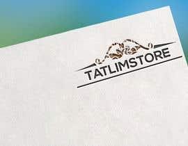 mhira5066 tarafından Logo the name tatlimstore and arabic تاتلم ستور için no 14