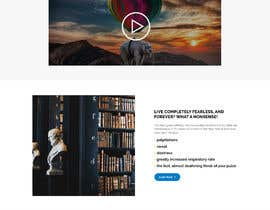 #12 for GREAT JOB: redesign of a website af amirkust2005