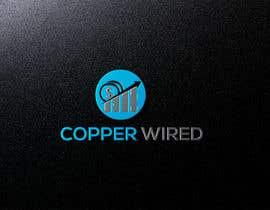 mbhuiyan389 tarafından Copper Wired Logo için no 93