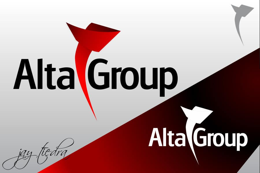 Konkurrenceindlæg #144 for Logo Design for Alta Group-Altagroup.ca ( automotive dealerships including alta infiniti (luxury brand), alta nissan woodbridge, Alta nissan Richmond hill, Maple Nissan, and International AutoDepot