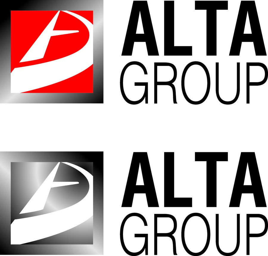 Konkurransebidrag #119 i Logo Design for Alta Group-Altagroup.ca ( automotive dealerships including alta infiniti (luxury brand), alta nissan woodbridge, Alta nissan Richmond hill, Maple Nissan, and International AutoDepot