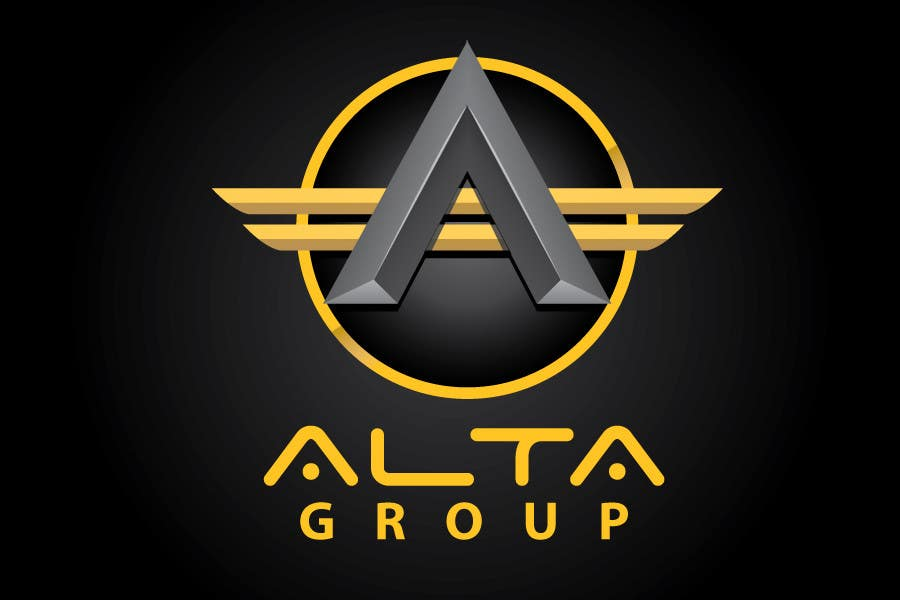 Contest Entry #125 for Logo Design for Alta Group-Altagroup.ca ( automotive dealerships including alta infiniti (luxury brand), alta nissan woodbridge, Alta nissan Richmond hill, Maple Nissan, and International AutoDepot