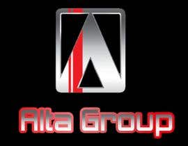#154 Logo Design for Alta Group-Altagroup.ca ( automotive dealerships including alta infiniti (luxury brand), alta nissan woodbridge, Alta nissan Richmond hill, Maple Nissan, and International AutoDepot részére Dubster által