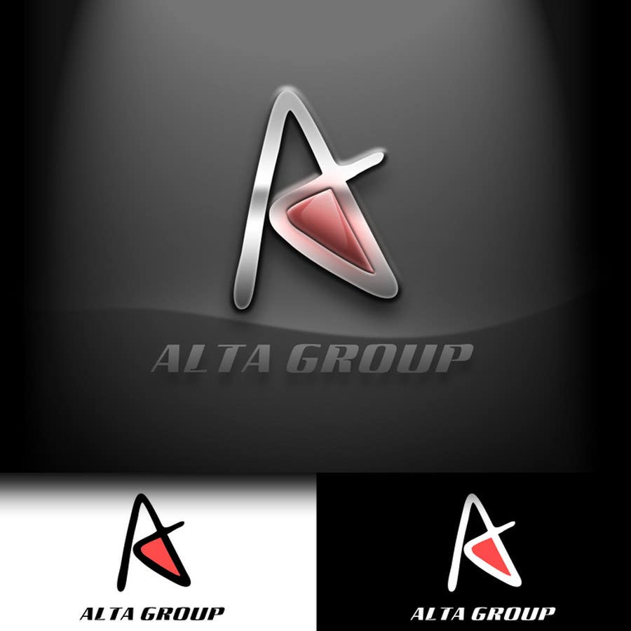 Konkurransebidrag #87 i Logo Design for Alta Group-Altagroup.ca ( automotive dealerships including alta infiniti (luxury brand), alta nissan woodbridge, Alta nissan Richmond hill, Maple Nissan, and International AutoDepot