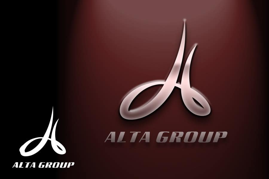 Contest Entry #86 for Logo Design for Alta Group-Altagroup.ca ( automotive dealerships including alta infiniti (luxury brand), alta nissan woodbridge, Alta nissan Richmond hill, Maple Nissan, and International AutoDepot