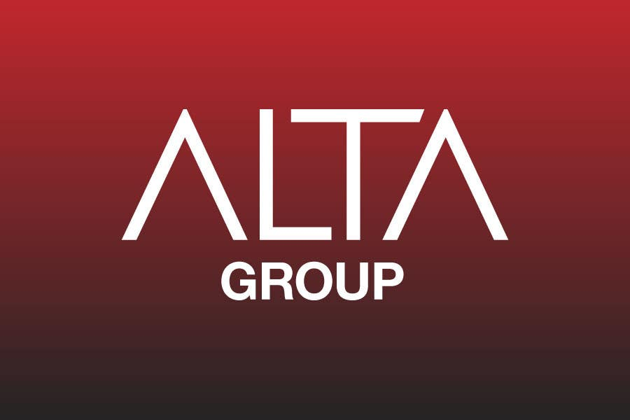 Contest Entry #106 for Logo Design for Alta Group-Altagroup.ca ( automotive dealerships including alta infiniti (luxury brand), alta nissan woodbridge, Alta nissan Richmond hill, Maple Nissan, and International AutoDepot