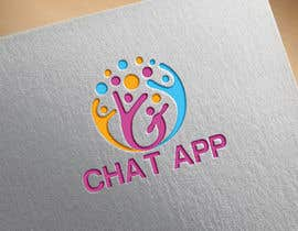#15 для Hi. Logo is required for the application of chat and be designed professionally. от shawon497319