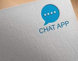 #16 для Hi. Logo is required for the application of chat and be designed professionally. от Nasirali887766
