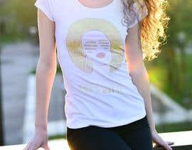 #27 pentru Yolanda T-shirt design 2 de către mdhasibulhasan67